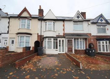 Thumbnail 2 bed terraced house for sale in Churchill Road, Bordesley Green, Birmingham
