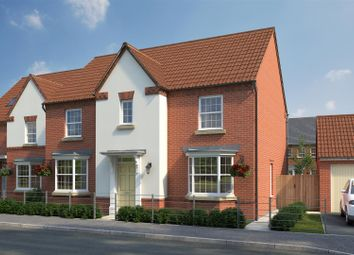 Thumbnail 4 bed detached house for sale in Hollygate Lane, Cotgrave, Nottingham