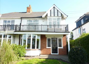 Thumbnail 4 bed semi-detached house for sale in Weelsby Road, Grimsby