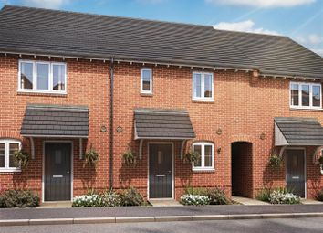 Thumbnail 2 bed town house for sale in Cropston Road, Anstey, Leicester