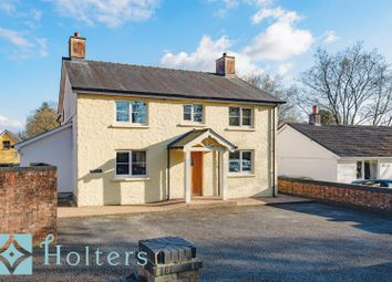 Thumbnail 4 bed detached house for sale in Dryslwyn, Carmarthen