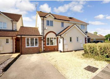 Thumbnail 3 bedroom semi-detached house to rent in Pheasant Close, Swindon, Wiltshire