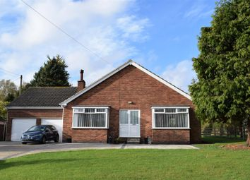 Thumbnail 3 bed bungalow for sale in Station Road, Grasby, Barnetby