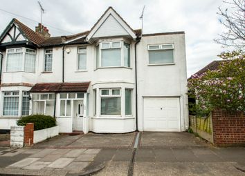 Thumbnail 4 bedroom semi-detached house for sale in Electric Avenue, Westcliff-On-Sea