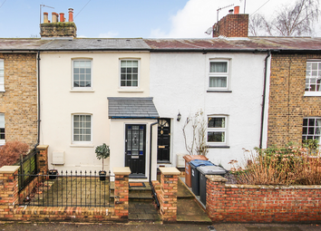 Thumbnail 2 bed terraced house for sale in Railway Place, Hertford