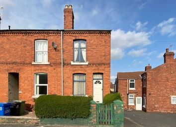 Thumbnail 3 bed end terrace house for sale in 232 South Street North, New Whittington, Chesterfield, Derbyshire