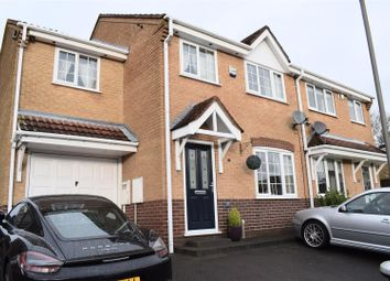 Thumbnail 4 bed semi-detached house for sale in Brookhouse Mews, Newhall, Swadlincote