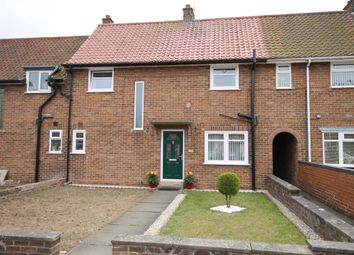 Thumbnail 3 bed terraced house for sale in Grange Avenue, Filey