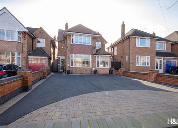 Thumbnail 6 bed detached house for sale in Shakespeare Drive, Shirley, Solihull