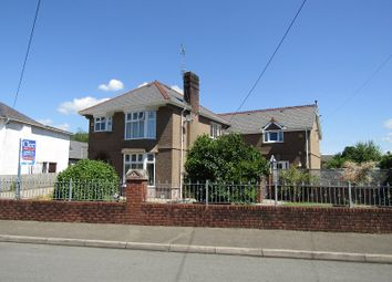 Thumbnail 5 bedroom property for sale in Capel Road, Clydach, City And County Of Swansea.