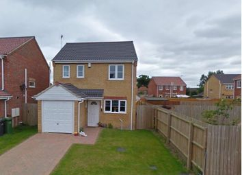 Thumbnail 3 bedroom detached house to rent in Birdbeck Drive, Outwell, Wisbech