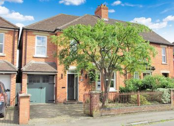 Thumbnail 4 bedroom semi-detached house for sale in Battle Road, Newbury