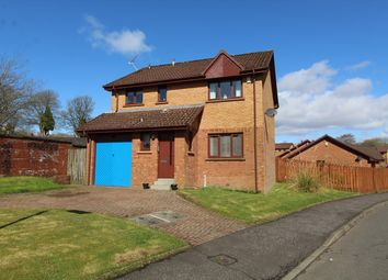 Thumbnail 4 bed detached house for sale in Greenlees Court, Dalry