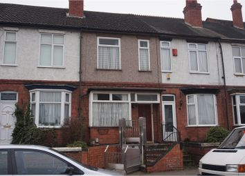 Thumbnail 2 bedroom terraced house for sale in Brays Lane, Coventry