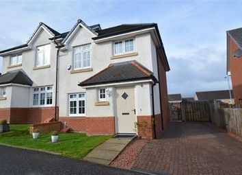 Thumbnail 3 bed semi-detached house for sale in Faulds Drive, Lenzie