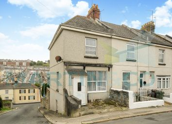 Thumbnail 3 bed end terrace house for sale in Alexandra Road, Ford, Plymouth, Devon