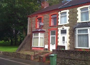 Thumbnail 1 bed flat to rent in Thomas Street, Abertridwr, Caerphilly