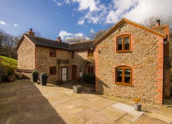 Thumbnail 4 bed detached house for sale in Highfield Road, Bream, Lydney