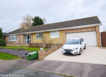 3 bed detached bungalow for sale in Lancaster Close, Wollaston NN29