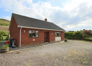 Thumbnail 2 bed detached bungalow for sale in Whetstones, White Grit, Nr Minsterley, Shropshire