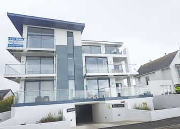 Thumbnail 2 bed flat to rent in La Grande Route Des Sablons, Grouville, Jersey