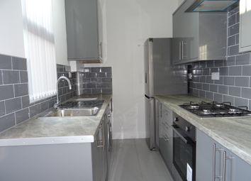 Thumbnail 5 bed terraced house to rent in Wild Street, City Centre, Derby