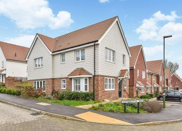 Thumbnail 3 bed property for sale in Leatherbottle Way, Storrington, Pulborough, West Sussex