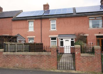 Thumbnail 2 bed terraced house for sale in 7 Railway Street, Craghead, Stanley, County Durham