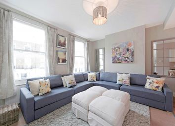 Thumbnail 3 bed flat to rent in Gosfield Street, London, England