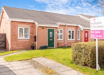 Thumbnail 2 bed terraced bungalow for sale in Lakeside Meadows, Pontefract