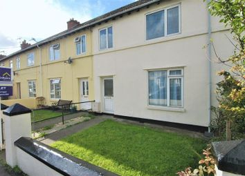 Thumbnail 3 bed terraced house to rent in Fair View, Barnstaple