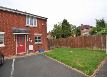 Thumbnail 2 bed terraced house for sale in Blackstone Drive, St Georges