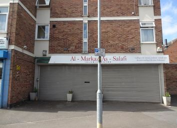 Thumbnail Retail premises for sale in Moira Street, Loughborough