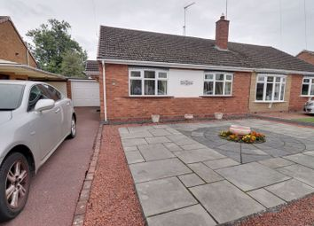 Thumbnail 2 bed semi-detached bungalow for sale in Princefield Avenue, Penkridge, Stafford