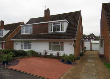 Thumbnail 3 bed semi-detached bungalow for sale in The Grove, Southampton