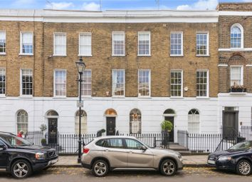 Thumbnail 4 bed terraced house for sale in Burgh Street, Islington, London