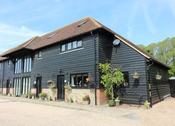 Thumbnail 3 bedroom barn conversion to rent in The Street, East Langdon, Dover