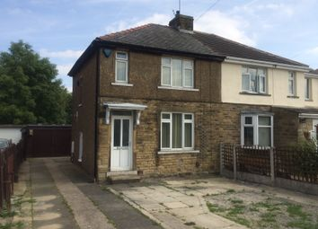 Thumbnail 3 bed semi-detached house to rent in Mandale Road, Bradford