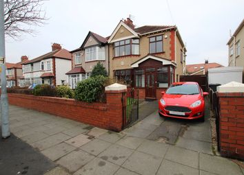Thumbnail 3 bed semi-detached house for sale in Manor Road, Liverpool