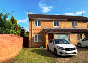 Thumbnail 3 bed semi-detached house to rent in Paulette Court, Spalding