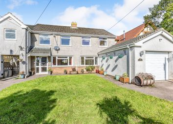 Thumbnail 6 bed detached house for sale in Gellifedi Road, Brynna, Pontyclun
