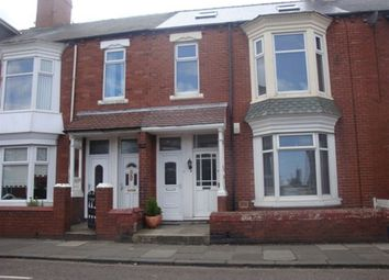 Thumbnail 3 bedroom flat to rent in Ashley Road, South Shields