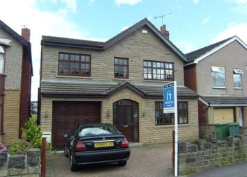 Thumbnail 4 bed detached house for sale in Headfield Road, Savile Town, Dewsbury