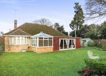 Thumbnail 4 bed detached bungalow for sale in High Street, Morton, Bourne