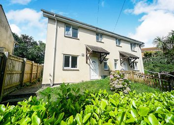 Thumbnail 3 bed semi-detached house for sale in Spencer Road, Paignton, Devon