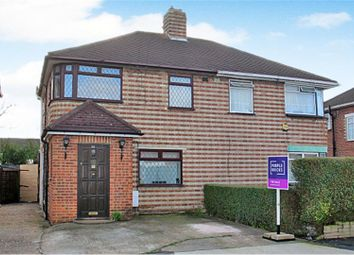 3 bed semi-detached house for sale in Raleigh Avenue, Hayes UB4