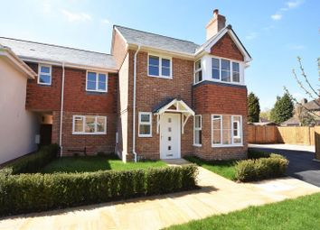 Thumbnail 4 bedroom semi-detached house for sale in Bentley Industrial Centre, Bentley, Farnham