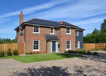 Thumbnail 5 bed detached house for sale in Lake View, Hyde Lane, Frogmore, St. Albans