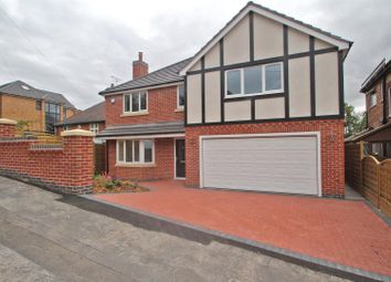 Thumbnail 5 bed detached house for sale in Watson Avenue, Bakersfield, Nottingham