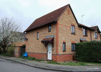Thumbnail 2 bedroom semi-detached house to rent in Marseilles Close, Duston, Northampton